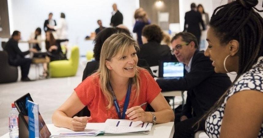 Succès pour le France Meeting Hub à Nice