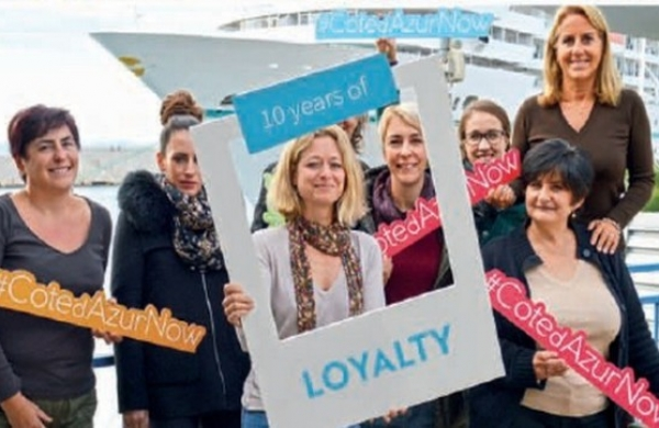 Le French Riviera Cruise Club fête ses 10 ans