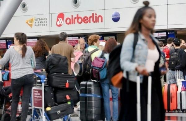 Clap de fin pour Air Berlin ?