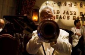 Une vraie bonne note pour l'hôtel Peace à Shanghai