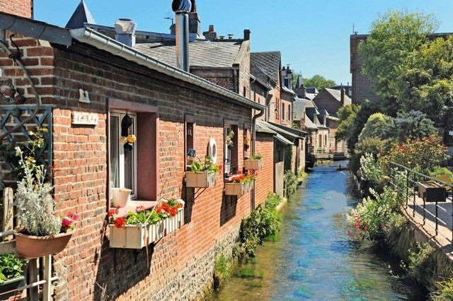 Veules les roses d sormais parmi les plus beaux villages de france - Salon de the veules les roses ...