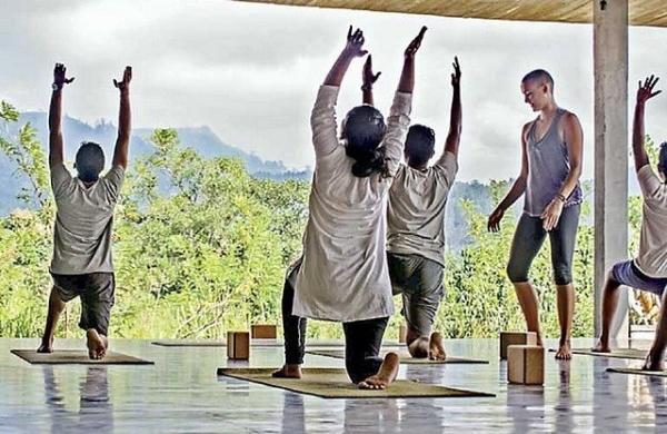 Ayurveda, Yoga et hydrothérapie à Ceylan, le trio gagnant pour son bien-être