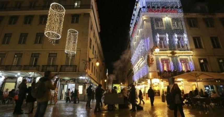 Des Fêtes de fin d'année à Lisbonne