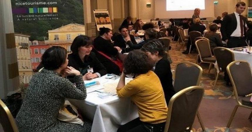 Workshop «destination Nice» à Paris pour les agences réceptives