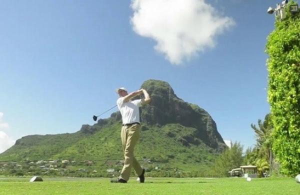 Le nouveau golf à Maurice joue avec Beachcomber