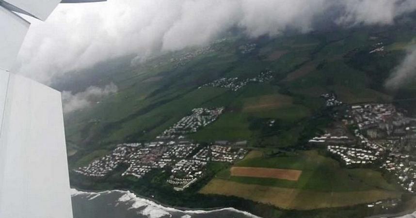 Le cyclone Berguitta entre en piste à La Réunion