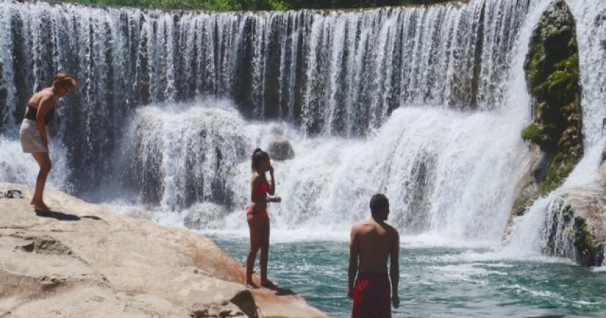 En Occitanie, on se jette à l'eau