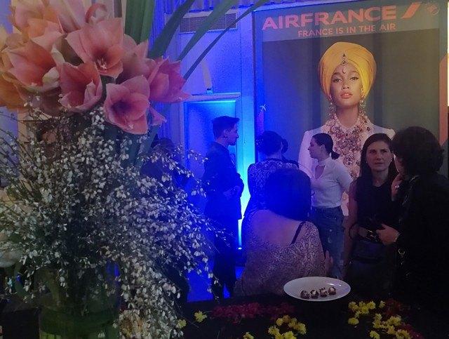 Air France-KLM: +5% de trafic passage réseaux en février