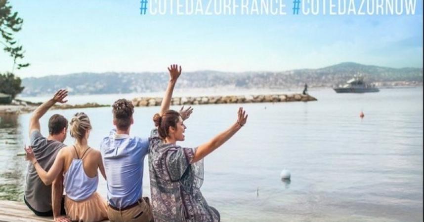 Face aux grèves (Air France, SNCF) la Côte d'Azur réagit en direction des étrangers