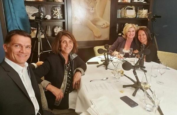 La Table de La Quotidienne avec Carrefour Voyages, le Cediv et Thomas Cook France