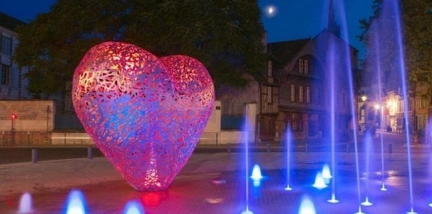 Une nuit romantique dans les beaux villages de France