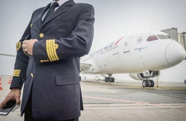 Et pourquoi pas un pilote à la tête d'Air France ?