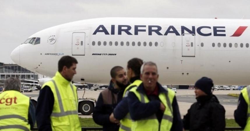 Air France repart en grève