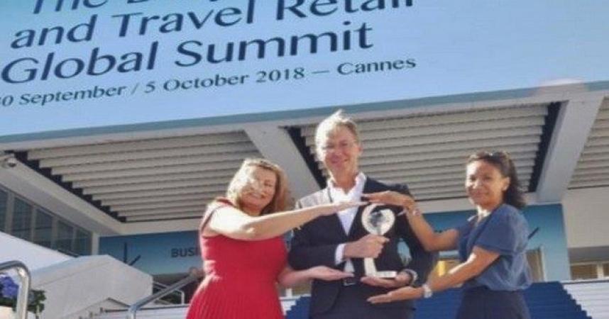L'aéroport Nice Côte d'Azur décroche unTravel Retail