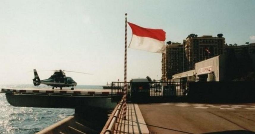 L'Héliport de Monaco, premier dans le monde accrédité neutralité carbone
