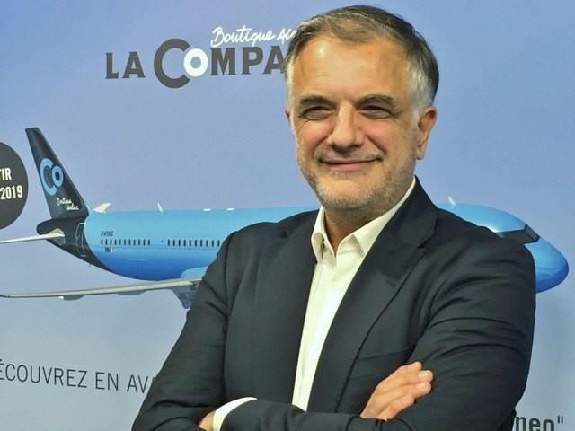 Côte d'Azur: La Compagnie se lance à Nice pour relier New York en classe 100% business