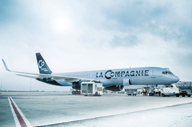 La Compagnie lance un Nice-New York 100% classe affaires — Aéroport