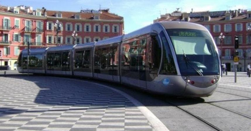 L'aéroport de Nice a inauguré sa liaison tramway le 14 décembre