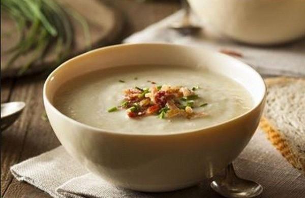 Dans le Nord, une Soupe de Leffe au Maroilles