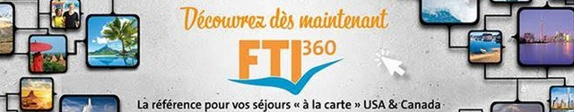 FTI360 - The new North America catalog of FTI Voyages has arrived