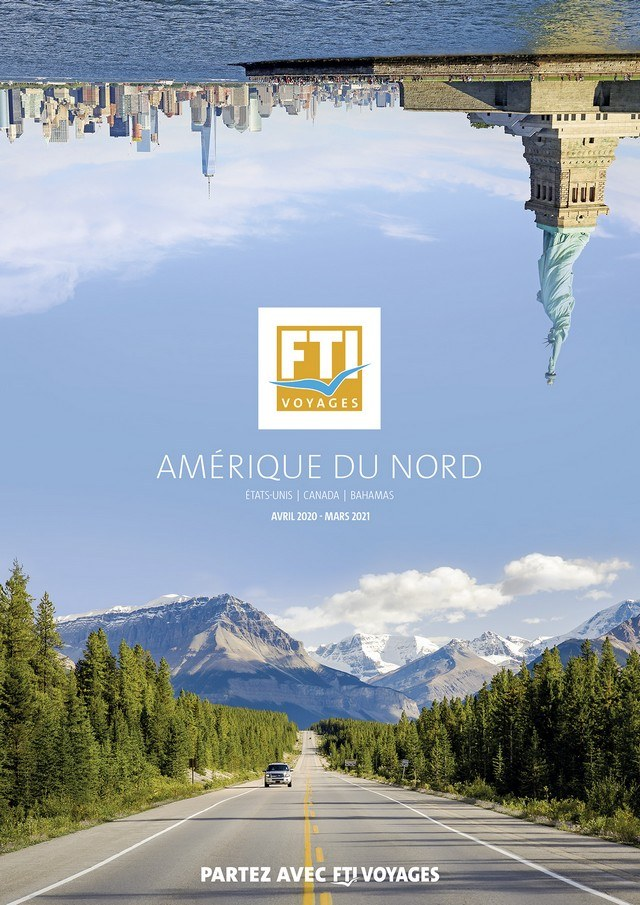 Brochure FTI Voyages USA - The new North America catalog of FTI Voyages has arrived