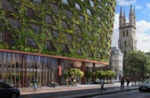 Le Citicape House de Londres se remet au vert