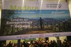Congrès des Entrepreneurs du Tourisme. Madère, Février 2019